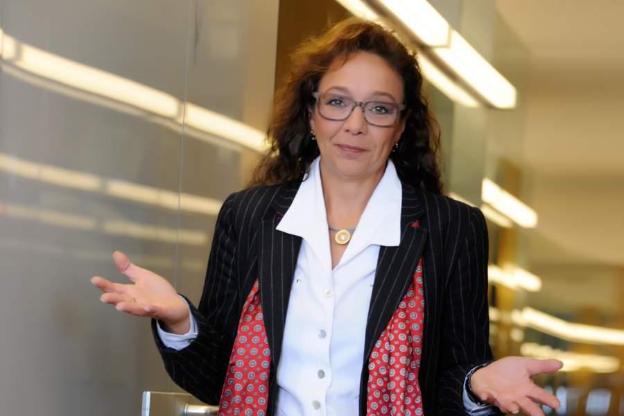 Ulrike Knauer, wahres Interesse am Verkauf, Vertriebsspezialistin