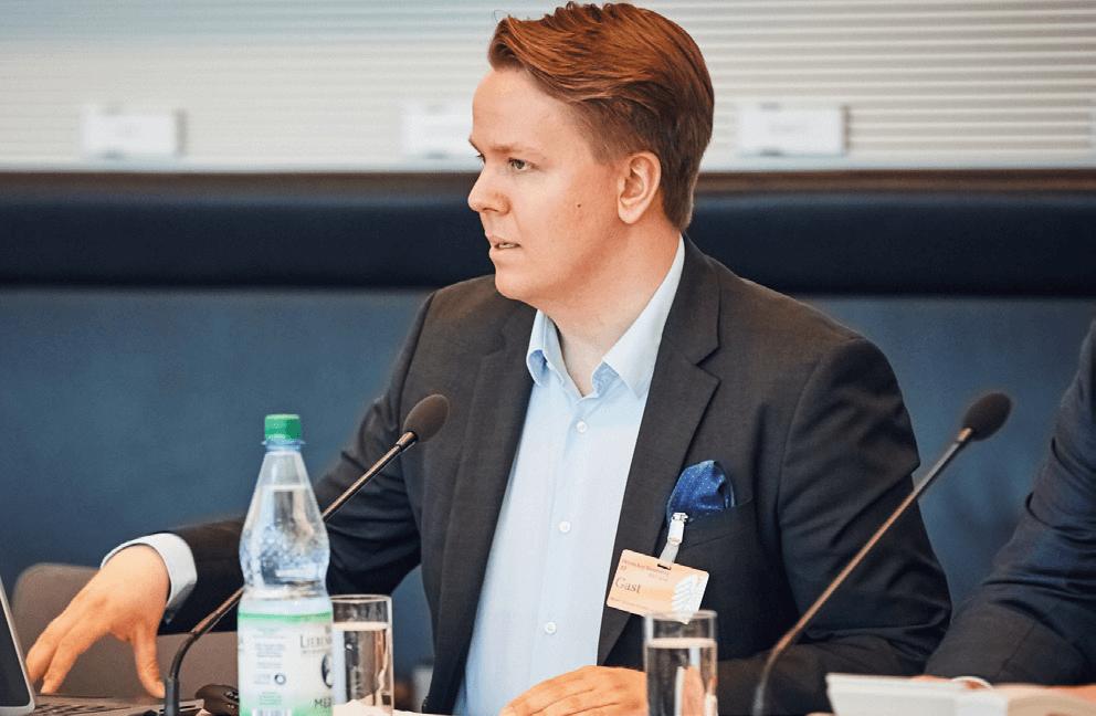 Christopher Runge, Bettertrust, PR-Agentur, Pressekonferenz, Diskussion