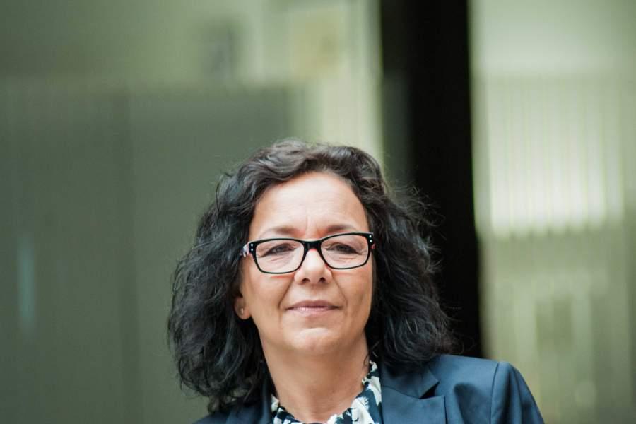 Ulrike Knauer, Verhandlungsgespräch, Verhandlungsführer