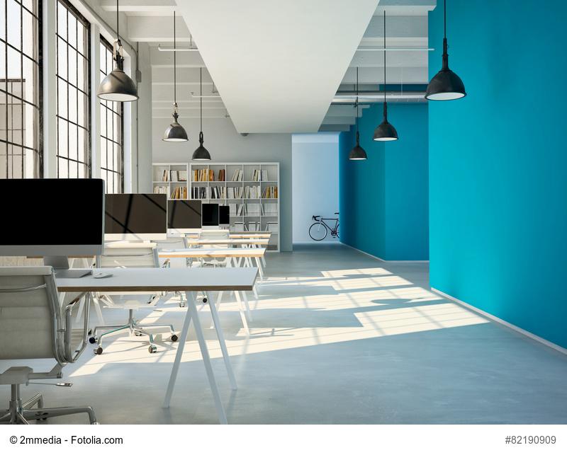 büroräume, innovation, vernetzung, digitalisierung, arbeitsplatzgestaltung, modernes büro