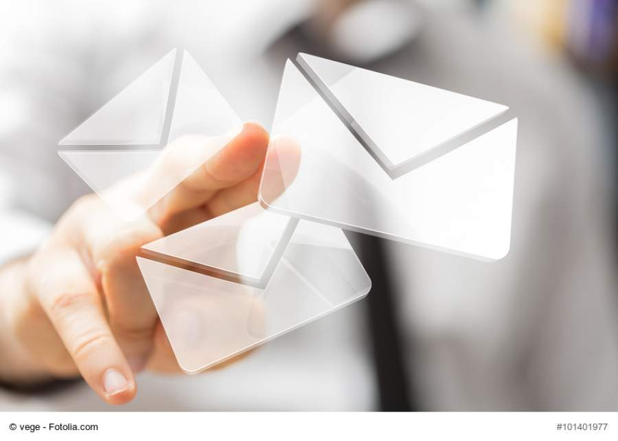 E-Mail-Marketing, Nachrichten, digitale Nachrichten, Klick Tipp, Business Marketing, Online-Marketing, Direktmarketing