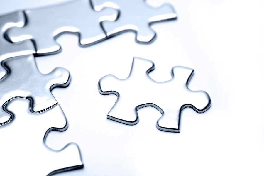 puzzle, puzzle teile, business-strategie
