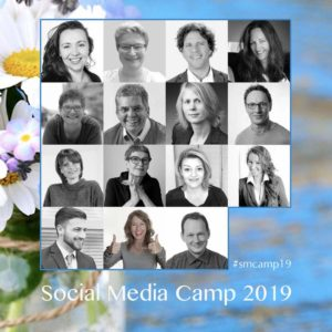 Social Media Sommer-Camp 2018, 22.-26. Juli 2019, Webinare, Internetauftritt, Online Kurse, Online Marketing