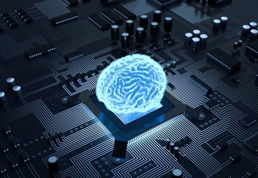 Gehirn, Vernetzung, Künstliche Intelligenz, Künstliches Lernen, KI in verschiedenen BRanchen, KI als Wachstumstreiber, Künstliche Intelligenz und wirtschaftliches Wachstum