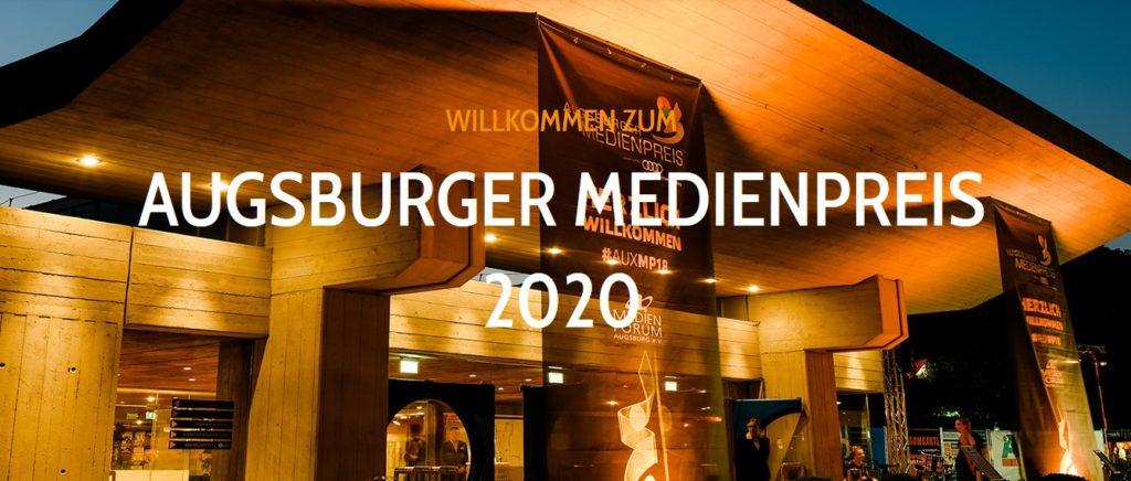 Augsburger Medienpreis, Medienforum Augsburg e.V.