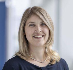 Christina Müller von der Nürnberger Versicherung.