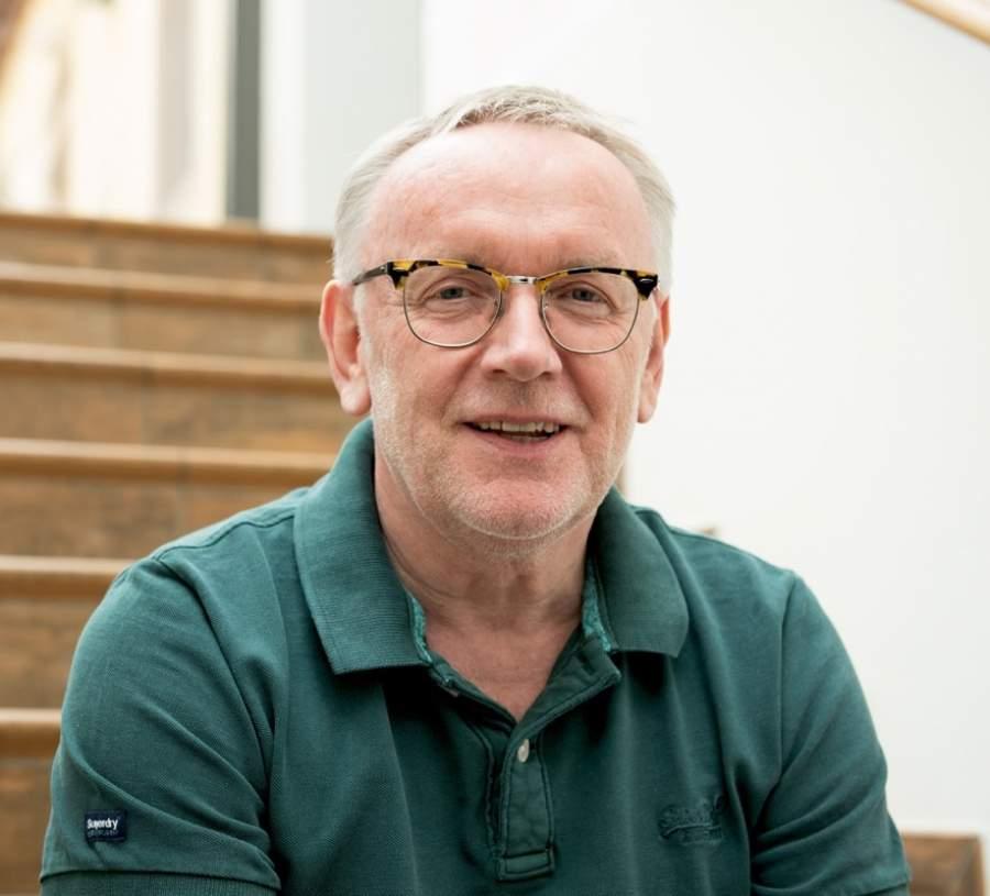 Autorenbild Klaus Rentel
