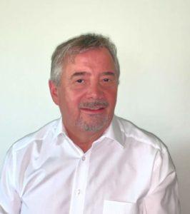Dr. Berthold Lausecker, Geschäftsführer des Berliner Prüfinstituts AZ Biopharm.