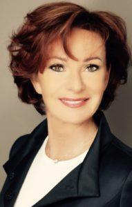 Iris Michaela Hegerich, die Geschäftsführerin der Unternehmensgruppe IRISGERD