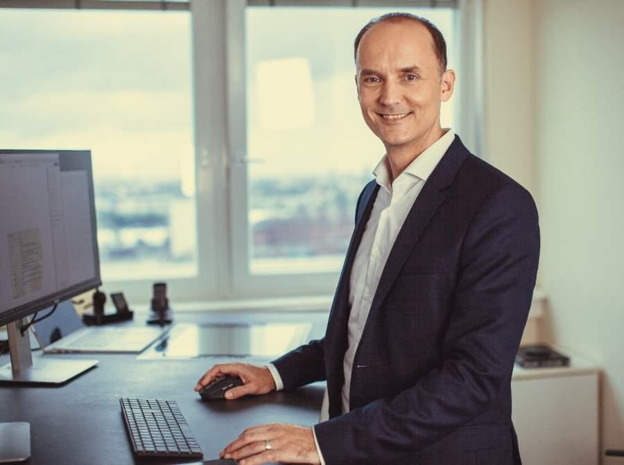 David Sprenger, Geschäftsführer der Zimmer-IT-Com.