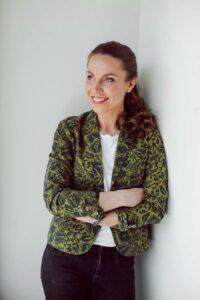 Kalina Francke, Geschäftsführerin des Industrial-Möbel-Shops Notoria