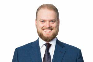 IT-Rechtsanwalt Daniel Grosche von CETI Law