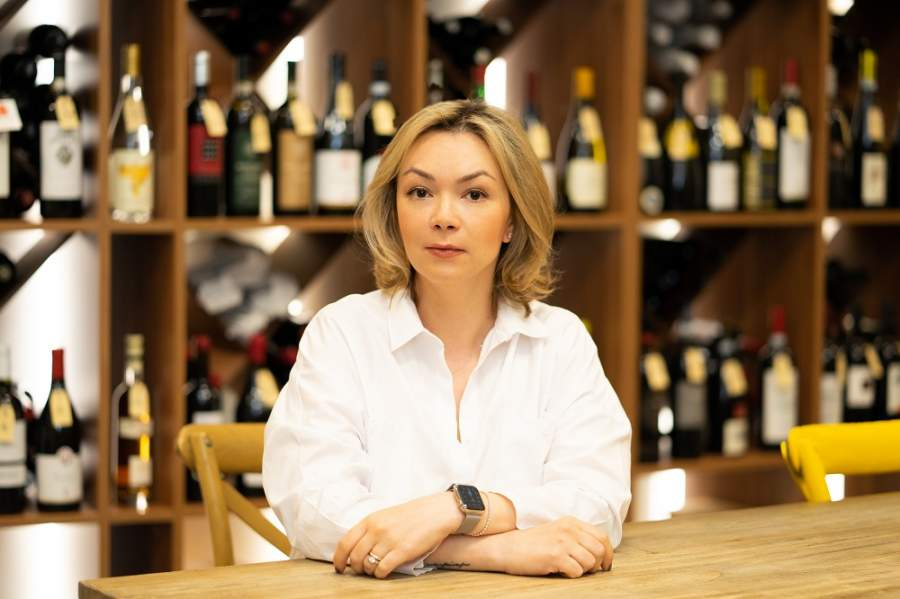 Profilbild Ksenia Gorbacheva