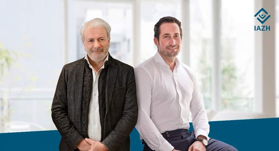 Profilbild Dr. Markus Frühwein und Casper van het Hof